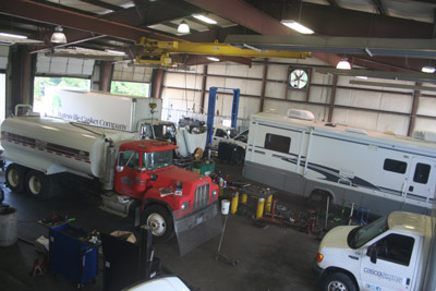 Hydraulic Repair in Concord, North Carolina