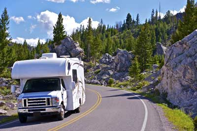 RV Tires in Concord, North Carolina