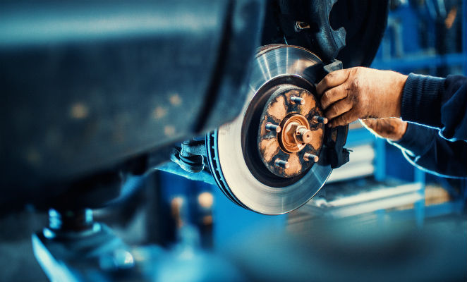 Brake Repair in Concord, North Carolina