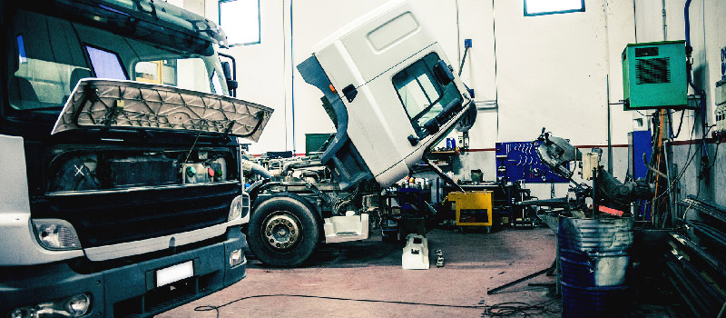 Our Professional Truck Repairs Will Keep You On the Road